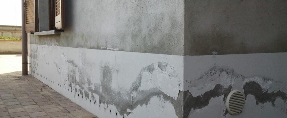 interventi umidità muri